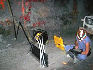в крупнейшая золотодобывающая шахта в Неваде